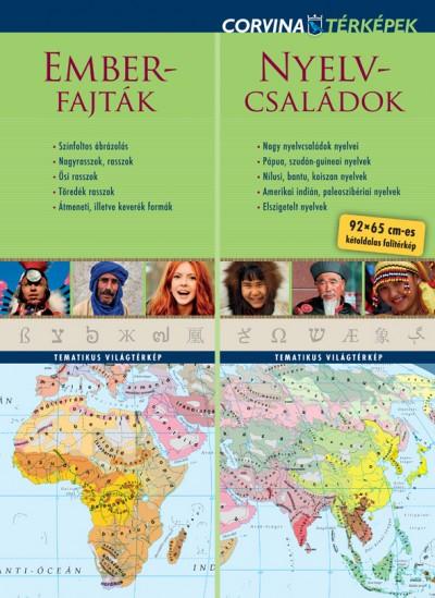 - Emberfajták - nyelvcsaládok