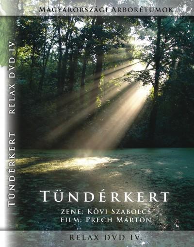 Kövi Szabolcs - Tündérkert - DVD
