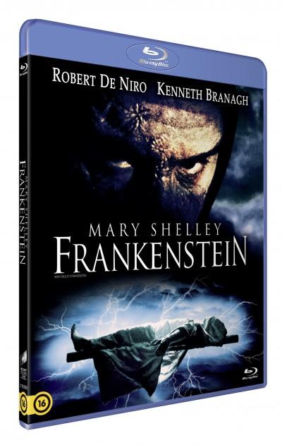 Kenneth Branagh - Mary Shelley: Frankenstein - Blu-ray