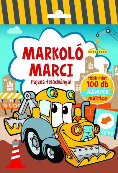 Nagy Emese  (Szerk.) - Markoló Marci