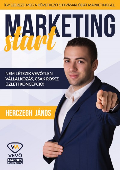 Herczegh János - Marketing start