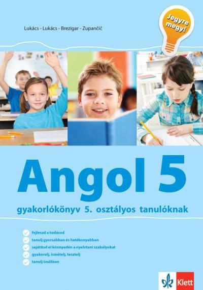 Barbara Brezigar - Janja Zupancic - Angol gyakorlókönyv 5 - Jegyre megy!