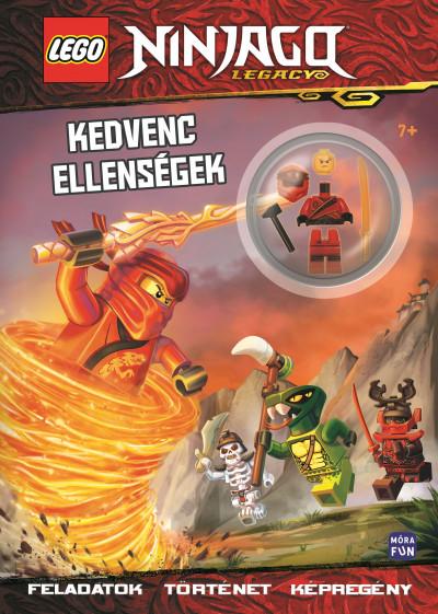 - LEGO Ninjago - Kedvenc ellenségek