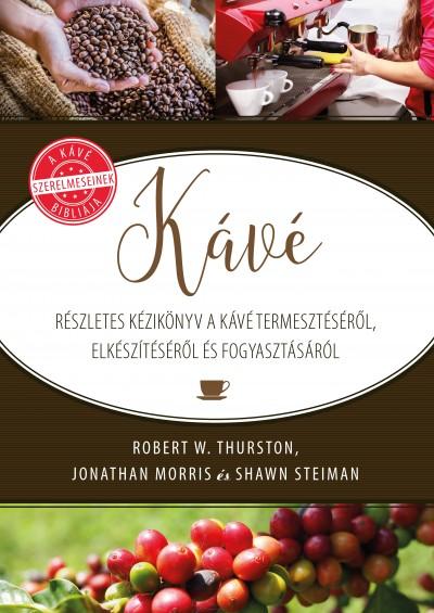 Jonathan Morris - Shawn Steiman - Robert Thurston - Kávé