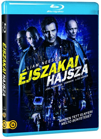 Jaume Collet-Serra - Éjszakai hajsza - Blu-ray