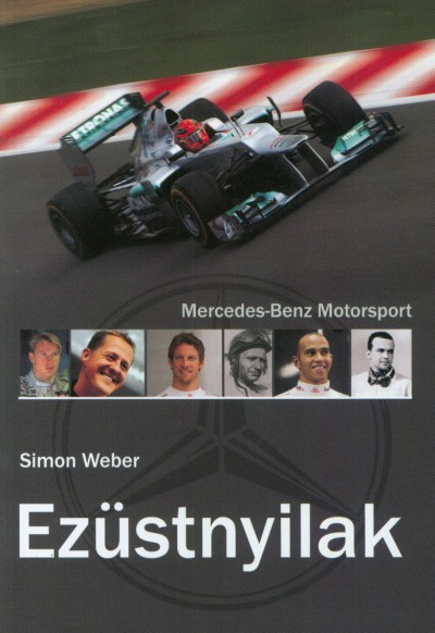 Simon Weber - Ezüstnyilak - Mercedes-Benz Motorsport