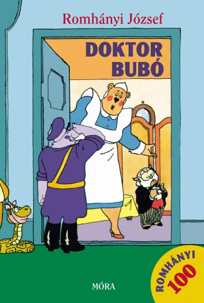 Romhányi József - Doktor Bubó