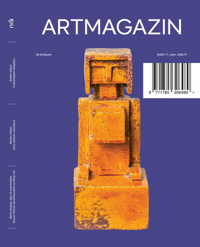 - Artmagazin 126. - 2020/7.