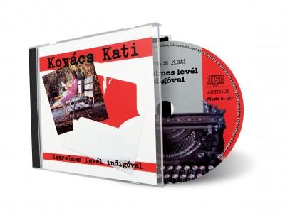 Kovács Kati - Szerelmés levél indigóval - CD