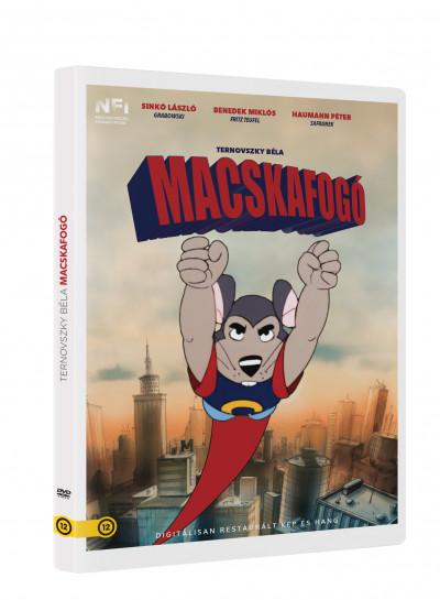 Ternovszky Béla - Macskafogó - DVD