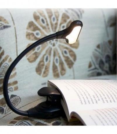 - NuFlex LED-es olvasó lámpa