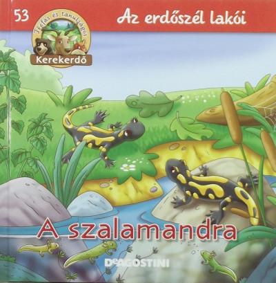 Stephan Gürtler - Feryal Kanbay - A szalamandra
