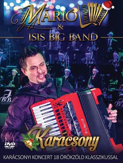 Márió - Márió & Isis Big Band: Karácsony - DVD