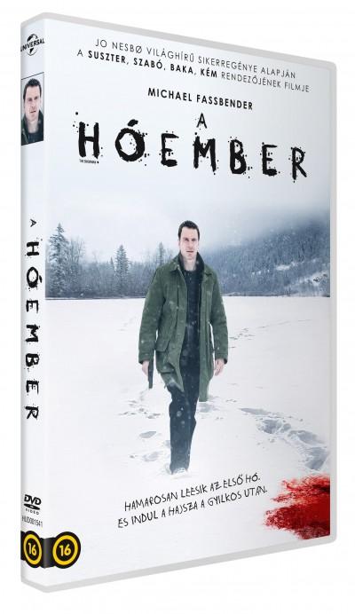 Tomas Alfredson - A hóember - DVD