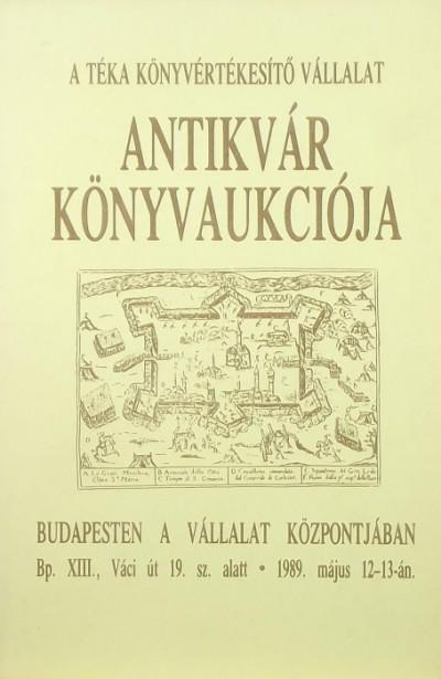Fehér Lajos  (Szerk.) - Gerő Zsuzsa  (Szerk.) - Antikvár könyvaukció