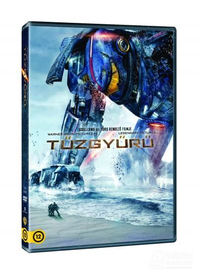 Guillermo Del Toro - Tűzgyűrű - DVD