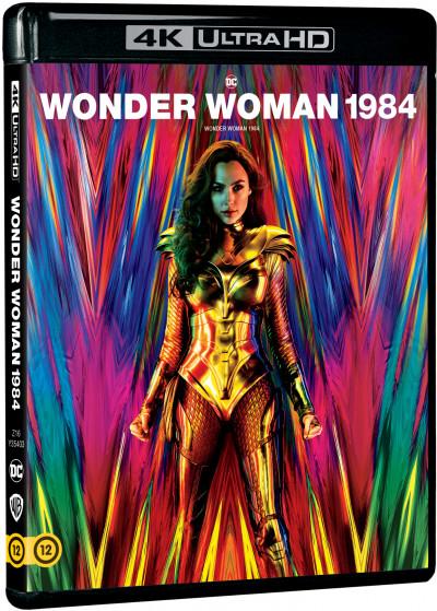 Patty Jenkins - Wonder Woman 1984 4K UHD + Blu-Ray
