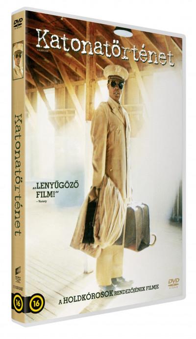 Norman Jewison - Katonatörténet - DVD