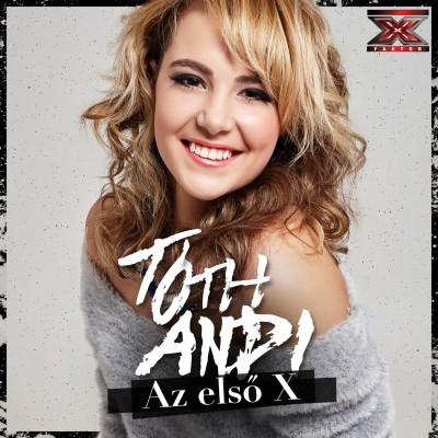 Tóth Andrea - Az első X - CD