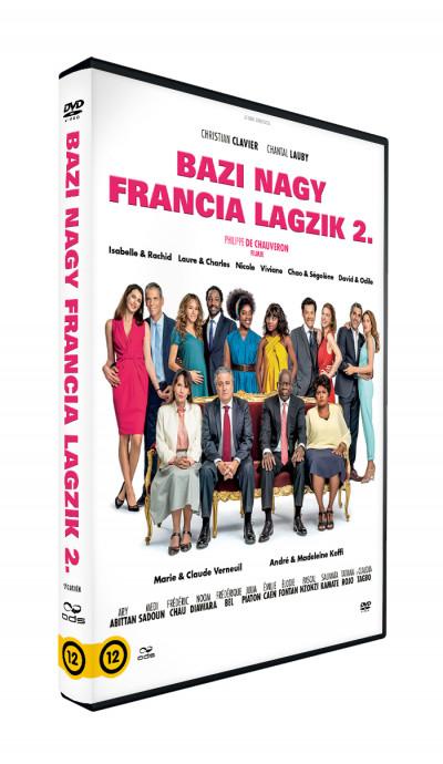 Philippe De Chauveron - Bazi nagy francia lagzik 2. - DVD