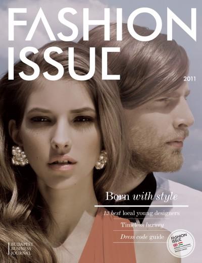 Szűcs Péter  (Szerk.) - Fashion Issue 2011