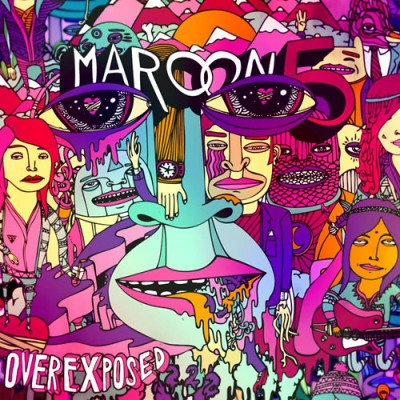 - Overexposed - CD