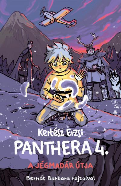 Kertész Erzsi - Panthera 4. - A Jégmadár útja