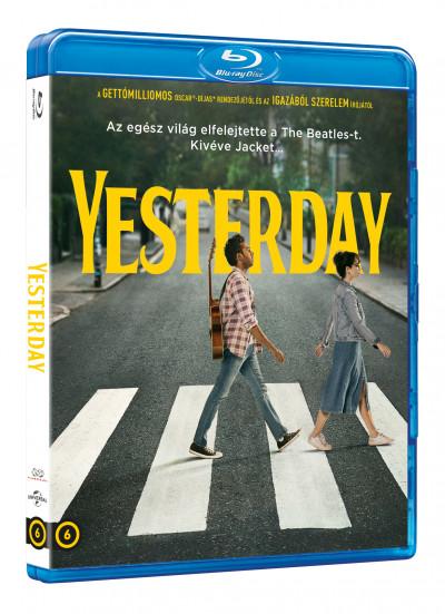 Danny Boyle - Yesterday - Blu-ray