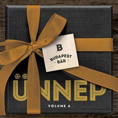 Budapest Bár - Budapest Bár: Ünnep Vol.6. - CD
