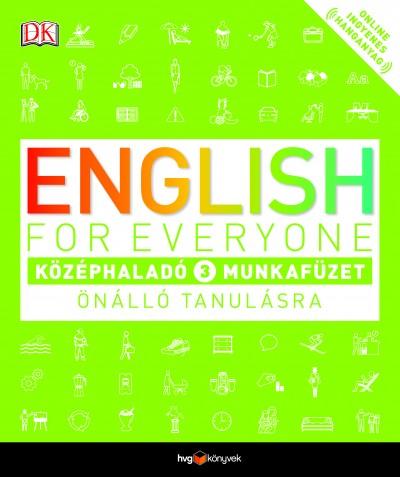 - English for Everyone: Középhaladó 3. munkafüzet