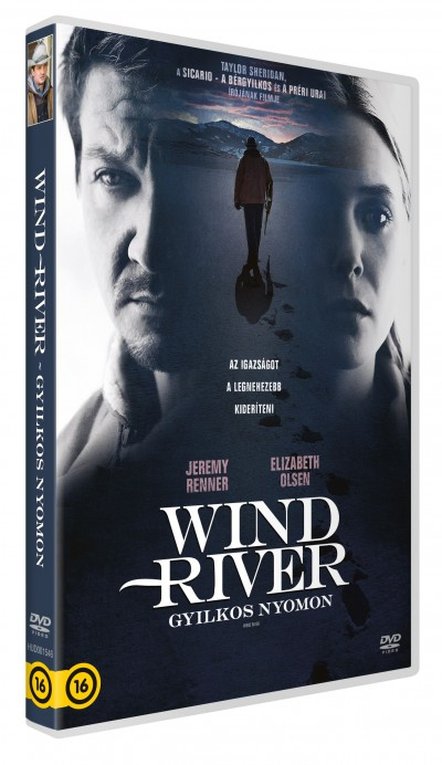 Taylor Sheridan - Wind River - Gyilkos nyomon - DVD