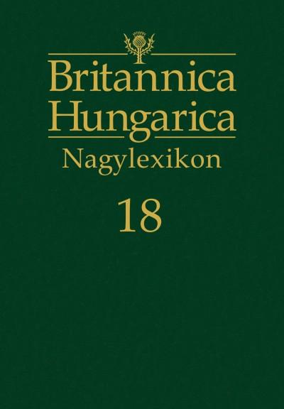 Nádori Attila  (Szerk.) - Britannica Hungarica Nagylexikon 18.