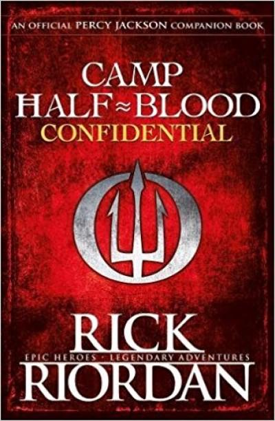 Rick Riordan - Camp Half-Blood Confidential