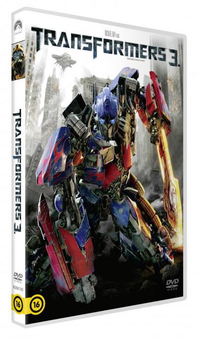 Michael Bay - Transformers 3. - DVD
