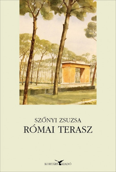 Szőnyi Zsuzsa - Római terasz