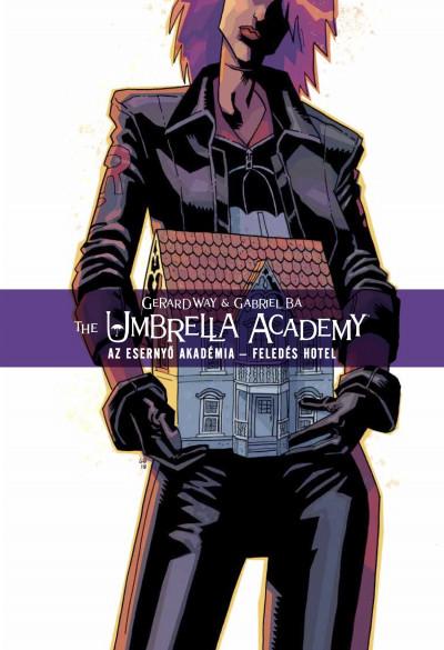 Gerard Way - The Umbrella Academy: Az Esernyő Akadémia 3.