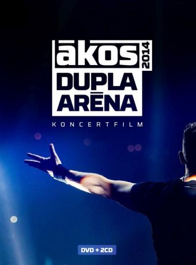 Kovács Ákos - Ákos: Dupla Aréna 2014 koncertfilm - 2CD+DVD