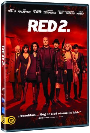 Dean Parisot - Red 2. - DVD