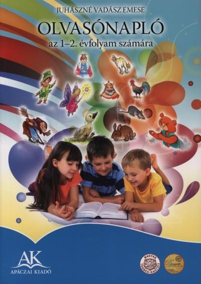 Pálné Juhász Edit - Olvasónapló 1-2. osztály számára