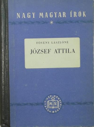 Fövény Lászlóné - József Attila