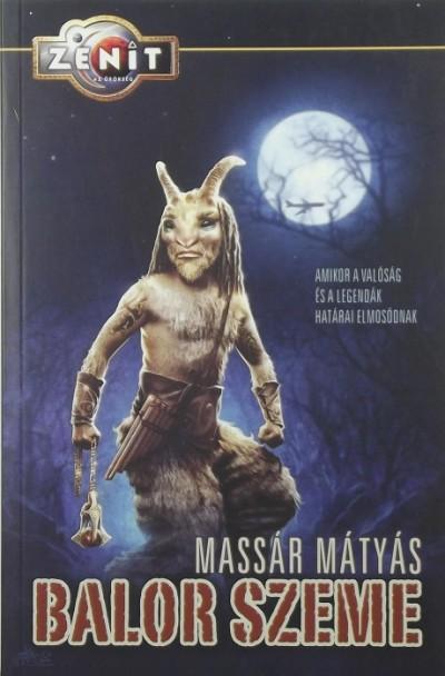 Massár Mátyás - Balor szeme