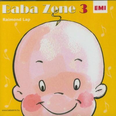 Raimond Lap  (Vál.) - Baba zene 3. - CD
