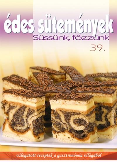 - Édes sütemények