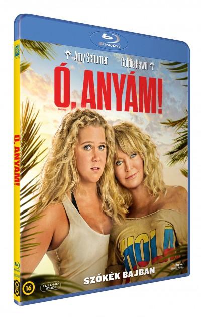 Jonathan Levine - Ó, anyám! - Blu-ray