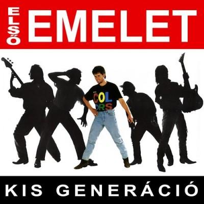 - Első Emelet: Kis Generáció - CD