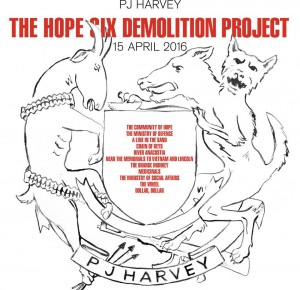Harvey PJ - The Hope Six Demolition - CD
