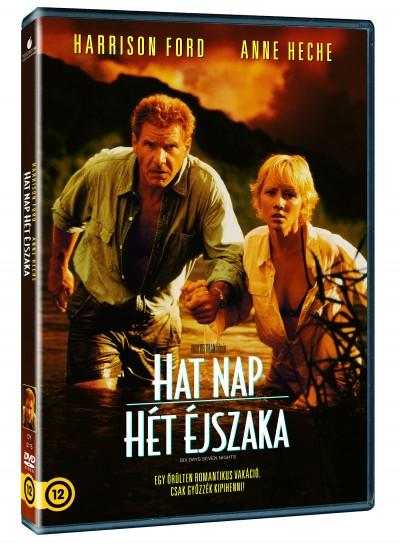 Ivan Reitman - Hat nap, hét éjszaka - DVD