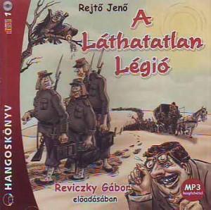 Rejt� Jen� - Reviczky G�bor - A L�thatatlan L�gi� - Hangosk�nyv - MP3