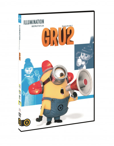 Pierre Coffin - Chris Renaud - Gru 2 - DVD