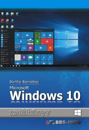 B�rtfai Barnab�s - Windows 10 zsebk�nyv